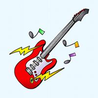 El generador de acordes de guitarra